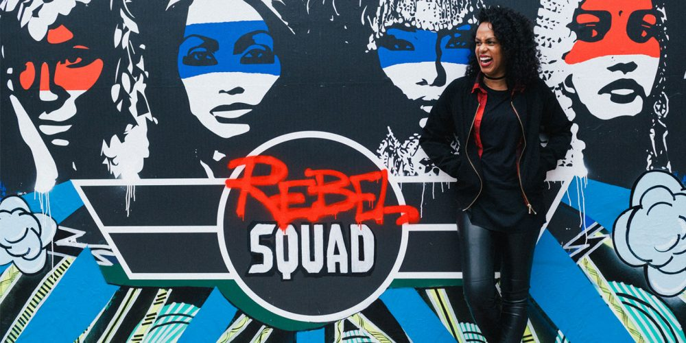 Brixton Design Trail 2016 - Rebel Squad, Brixton St Gallery by Squire and Partners