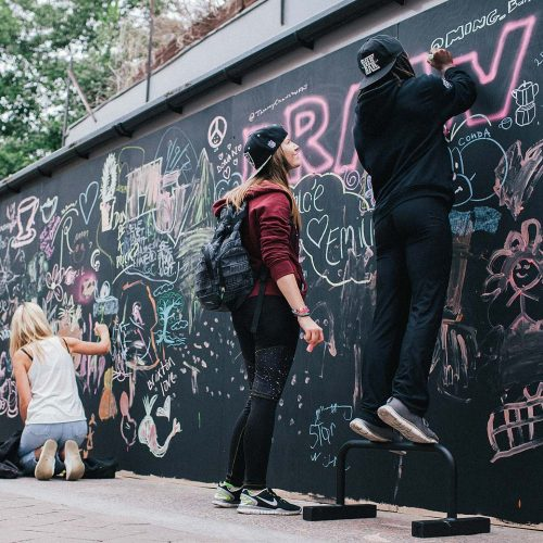 Brixton Design Trail 2016 - Brixton Street Gallery by Squire and Partners