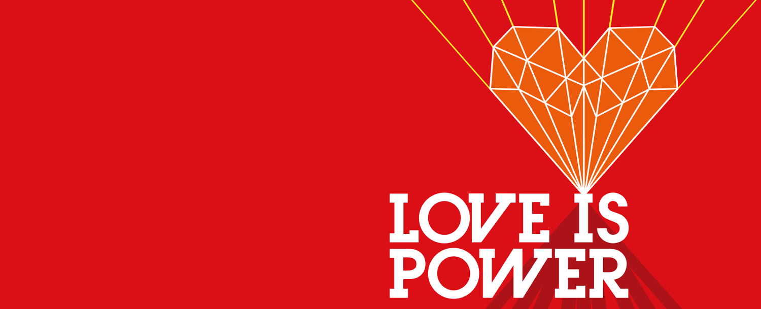 Brixton Design Trail - Love is power