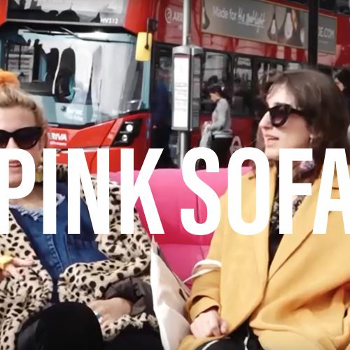 WATCH PINK SOFA - FIRST LOVE VIDEO